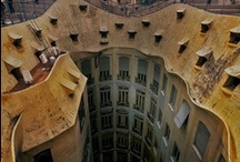 Barcelona, Spain & Sorbas, AlmeriaFavorite Places & Spaces / by Toni G. Scott