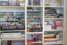 Places & Spaces - Craft Rooms / by Terry Peters