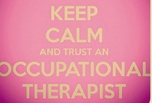 Occupational Therapy / Occupational Therapy ideas, activities, and intervention.