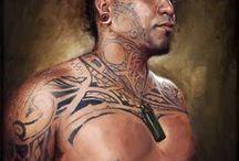 Tattoos / by Walter De Marco