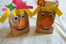 scarecrow unit theme  / Scarecrows Unit Theme - Lessons, crafts, and printables for the classroom.