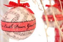 Christmas Ornments / by Pat Jobe