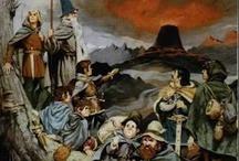 J.R.R. Tolkien / by Walter De Marco