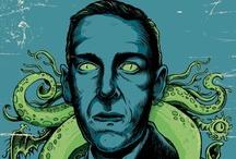 H.P. Lovecraft / by Walter De Marco