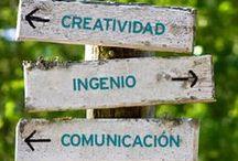 Infografías / by María Rodríguez Galvis