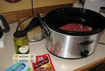 Let's Make a Meal - Crock cooking / Cooking with slow cooker/crock pots