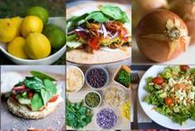 Healthy Thoughts / Gluten free, clean eating/living, diet and how food affects health