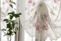 DIY Curtains/Window Treatments