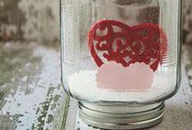 Love♥Love♥Valentine Crafts