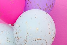 BIRTHDAYS / birthday party ideas / by Lindsay Marcella Design