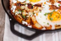 B R E A K F A S T / breakfast recipes / by Lindsay Marcella Design
