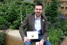 Homebase Gold medal garden RHS Chelsea Flower Show 2013 / by Homebase