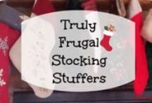 Frugal Holidays Ideas / This is a board dedicated to enjoying wonderful and frugal holidays that don't send you to the poor house. Brought to you by some of the most frugal gals on the web! / by Aspired Living