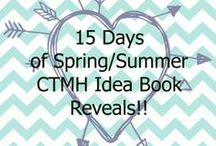 Spring/Summer Idea Book Blog Launch / 15 days of new product reveals from the Close to my Heart Spring/Summer Idea book