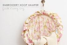 For MY Laundry Room. Shabby Chic Style...
