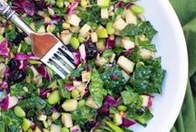 Salads / by Rebeca Manning