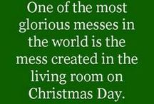 Christmas Quotes/Funnies