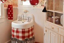 Bathroom design / by Tate Yost