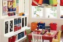 Organizing the kids! / The Balm Of Orderly Calm - ideas and tips for keeping kids spaces organized and reduce stress for the whole family!
