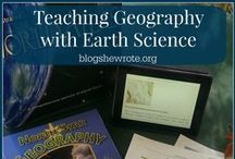Geography / A place to pin ideas about the implementation of Geography in general and North Star Geography specifically into our homeschool.