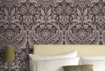Dramatic wallpapers / Take the plunge and pick out a dramatic wallpaper design to revive an old room. / by Homebase