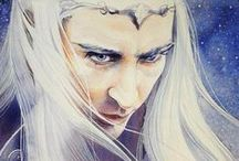 Thranduil, Elven King / Thranduil, King of the Woodland Realm. A tribute page to the character from The Hobbit and Lord of the Rings, as portrayed in Peter Jackson's films by actor Lee Pace. #Thranduil #LeePace #Hobbit #Elvenking
