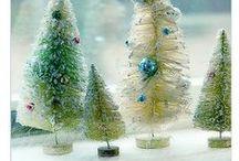Christmas in Aqua / by Julie L. Light 💕FabulousFindsStudio