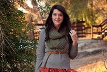 adDRESS Your Style - Fall/Winter / skirts & dresses for fall and winter