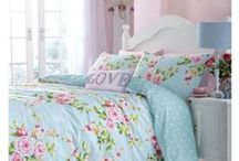 Have Yourself a Duvet Day / We all need a duvet day every now and then. This selection is sure to include the perfect bedding to match your mood. / by Homebase