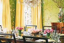 Dining Room / by Tate Yost