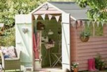 Garden Inspiration by Sophie Taylor / My garden my way. Here our very own garden enthusiast Sophie Taylor displays her beautiful and unusual inspiration, products and ideas that create her colourful and inviting outdoor living space.  / by Homebase