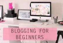 Get it in Writing - Blogging