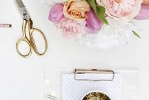 Desk Accessories / lovely items for your desk