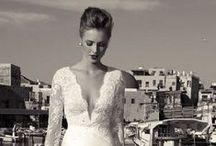 Sukienki / Główny zamysł: długi rękaw, odkryte plecy, romantyczna koronka, Boho, vintage, Świteź, nimfy itd.