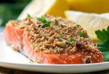 Seafood / Seafood, fish recipes and meal inspiration.