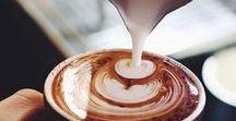 C A P P U C C I N O / I'll always prefer cappuccino than coffee!