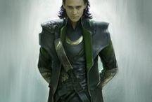 Loki Laufeyson / A tribute to all things Loki and Tom Hiddleston. #Hiddlestoners #Loki