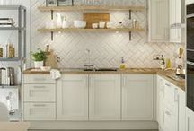 kit+kaboodle Kitchens from Homebase / Every home deserves a dream kitchen... kit+kaboodle kitchens have everything you need to create your dream space. From the wide range of cabinets, hardware, doors and worktops - kit+kaboodle give you the whole kit and kaboodle, literally!