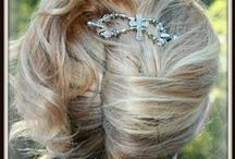 pretty hair / Inspiration and ideas for pretty hair with Lilla Rose hair accessories  Jennifer Miller, Lilla Rose Independent Manager http://www.lillarose.biz/prettyhair