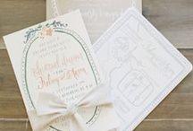 BE OUR GUEST - INVITATIONS / Invitation inspiration / by NINA « Love & Lemonade Photography