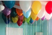 PARTY: Pretty Party Ideas / Pretty, inventive, create ideas for the party in you.