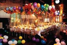 Party / Hosting and partying decor and food ideas