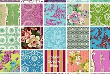SEW: Fabulous Fabrics & Sewing Ideas / awesome eye candy fabrics and sewing ideas for inspiring new creations!