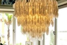 DIY Lamps and shades  / by Gwynne Tubb