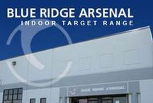 Blue Ridge Arsenal Chantilly, VA / Blue Ridge Arsenal is a full line shooting sports store and range with a tradition of service to the community since 1989. Visit us: www.blueridgearsenal.com