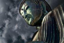 Buddha, Dalai Lama, and moments of Zen  / by Kim only4thatgirl