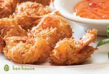 Chef Jasper's Recipes / Original recipes from Chef Jasper made exclusively for Hen House Markets.