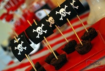 PARTY: Ahoy Matey!  / All Pirate party ideas