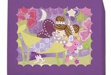 DECOR: Pink and Purple / My daughter's favorite colors are pink and purple... so why not brainstorm ideas for our little princess.