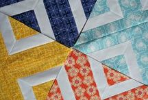 SEW: Quilts / Anything that has to do with quilting... fabrics, free patterns and inspirational photos and DIY's.